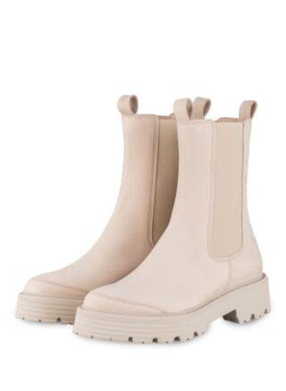 Kennel & Schmenger Power Chelsea-Boots, Beige