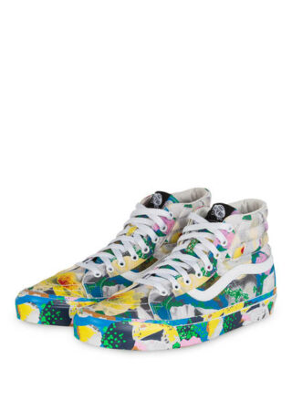 Kenzo Skate High Hightop-Sneaker, Bunt