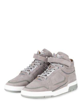Leandro Lopes Turbo Hightop-Sneaker, Grau