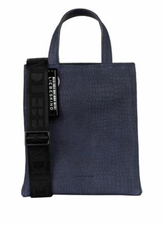 Liebeskind Berlin Paper Bag Small Shopper, Grau