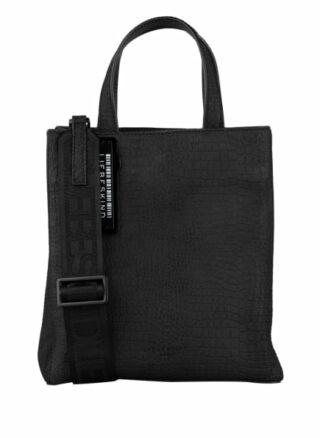 Liebeskind Berlin Paper Bag Small Shopper, Schwarz