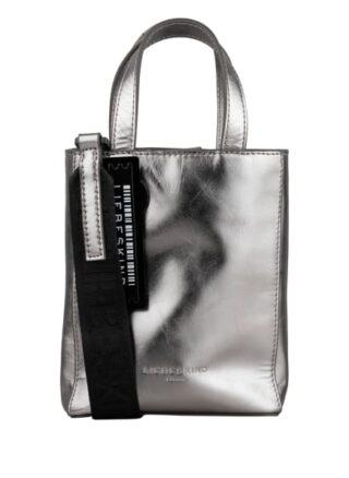 Liebeskind Berlin Paperbag Xs Shopper, Silber