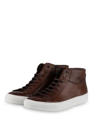 Lloyd Ashburn Hightop-Sneaker, Braun