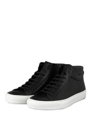 Lloyd Ashburn Hightop-Sneaker, Schwarz