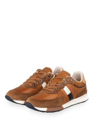 Lloyd Egan Sneaker, Braun