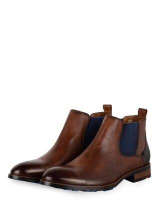 Lloyd Jaser Chelsea-Boots, Braun