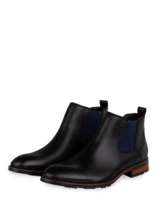 Lloyd Jaser Chelsea-Boots, Schwarz