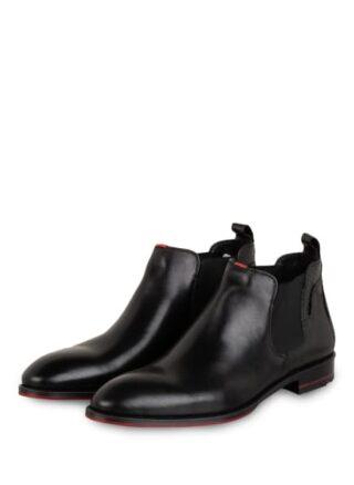 Lloyd Marac Chelsea-Boots, Schwarz