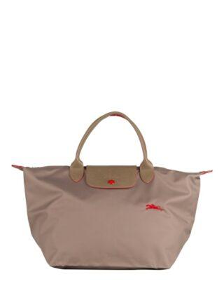 Longchamp Le Pliage Club M Handtasche, Beige