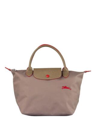 Longchamp Le Pliage Club S Handtasche, Beige