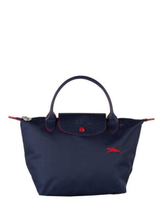 Longchamp Le Pliage Club S Handtasche, Blau