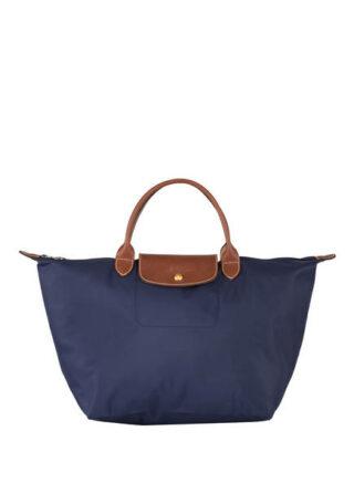 Longchamp Le Pliage M Handtasche, Blau