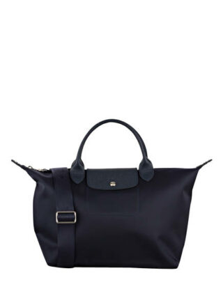Longchamp Le Pliage Néo Handtasche, Blau