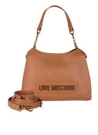 Love Moschino Handtasche, Braun