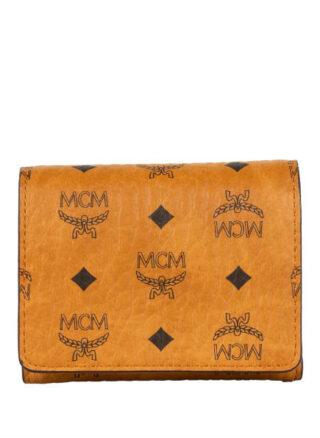 MCM Geldbörse, Braun