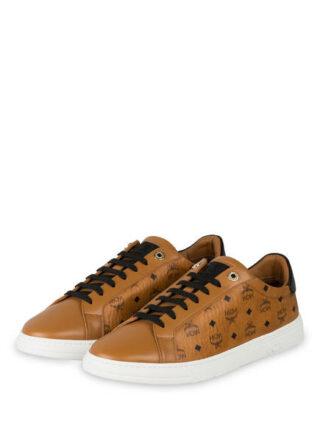 MCM Sneaker, Braun