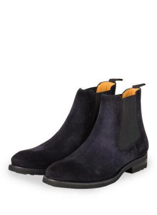 Magnanni Chelsea-Boots, Blau