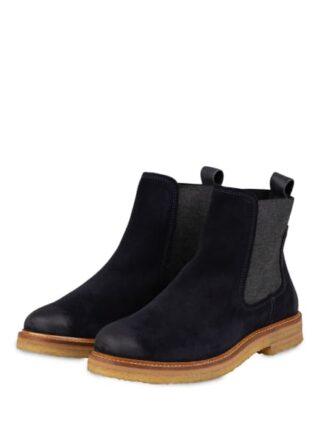 Marc O'Polo Chelsea-Boots, Blau