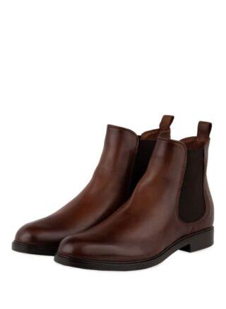 Marc O'Polo Chelsea-Boots, Braun