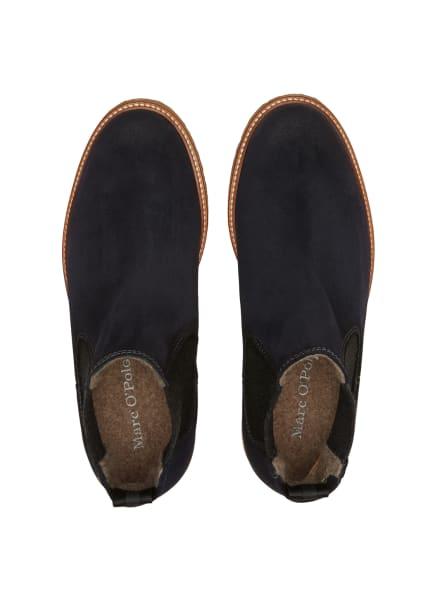 Marc O'Polo Chelseaboots, Blau