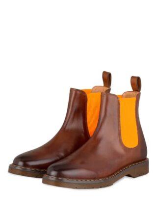 Melvin & Hamilton Megan Chelsea-Boots, Braun