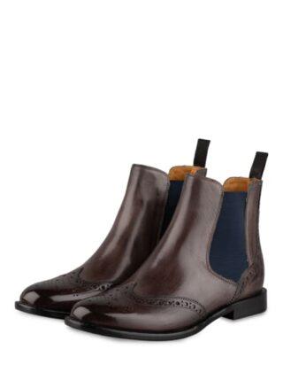 Melvin & Hamilton Selina Chelsea-Boots, Grau