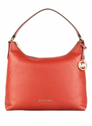 Michael Kors Aria Hobo-Bag, Rot