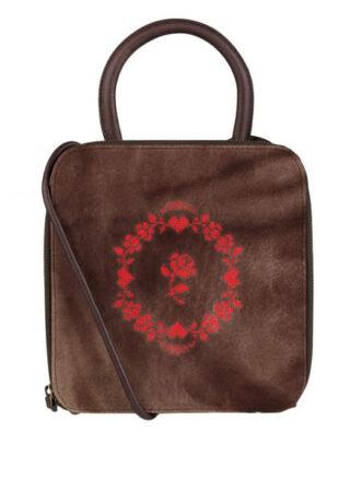 OWA Amelie Handtasche, Braun