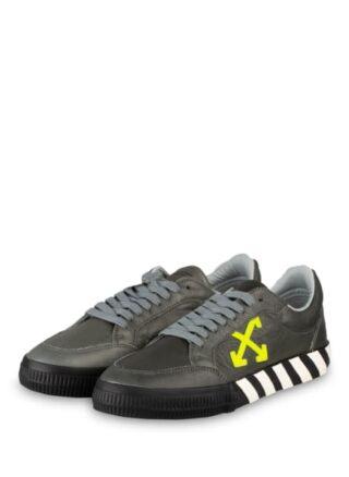Off-White Sneaker, Grau
