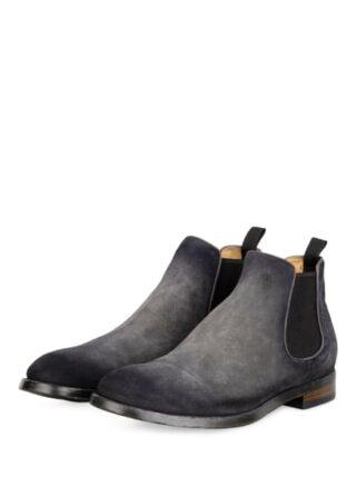 Officine Creative Emory 12 Chelsea-Boots, Grau