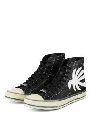 Palm Angels Palm Hightop-Sneaker, Schwarz