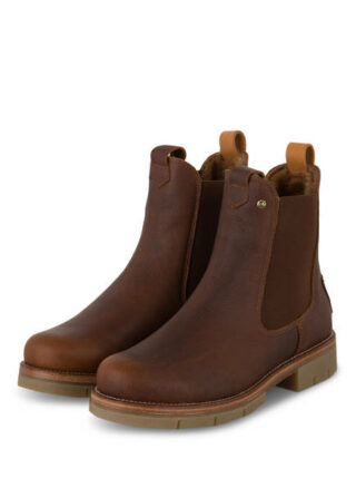 Panama Jack Filipa Igloo Nature b2 Chelsea-Boots, Braun