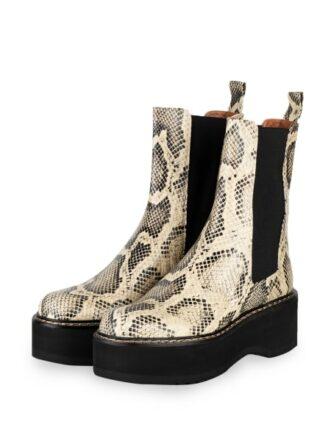 Paris Texas Chelsea-Boots, Beige