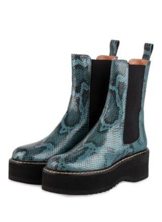 Paris Texas Chelsea-Boots, Grau