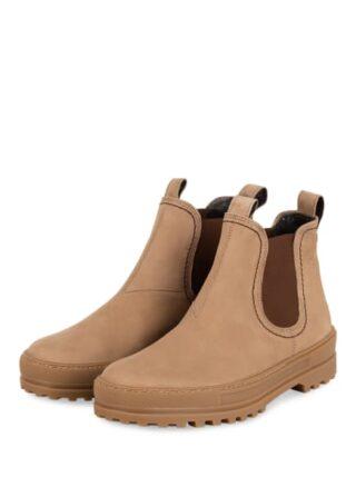 Paul Green Chelsea-Boots, Beige
