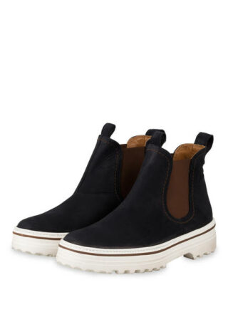 Paul Green Chelsea-Boots, Blau