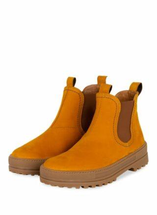 Paul Green Chelsea-Boots, Gelb