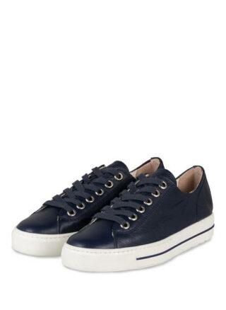 Paul Green Plateau-Sneaker, Blau