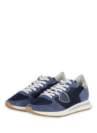 Philippe Model Mondial Blue Sneaker, Blau
