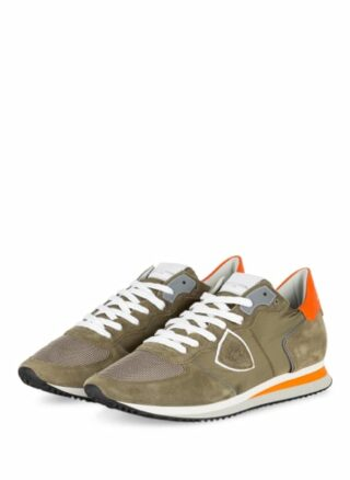 Philippe Model Trpx Low Sneaker, Grün