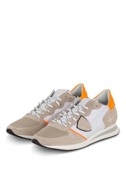 Philippe Model Trpx Sneaker, Beige