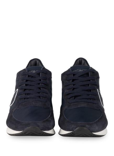 Philippe Model Trpx Tropez Sneaker, Blau