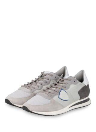 Philippe Model Trpx Tropez Sneaker, Grau
