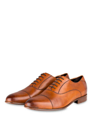 Prime Shoes Cliff Schnürer, Braun