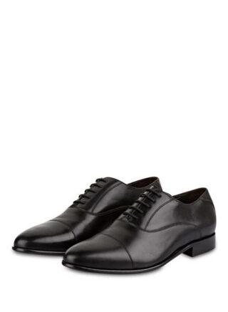 Prime Shoes Cliff Schnürer, Schwarz