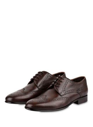 Prime Shoes Lake City Schnürer, Braun