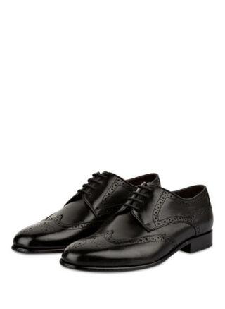 Prime Shoes Lake City Schnürer, Schwarz