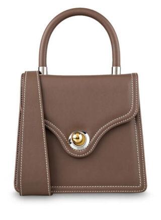 Ratio Et Motus Lady Bag Handtasche, Grau