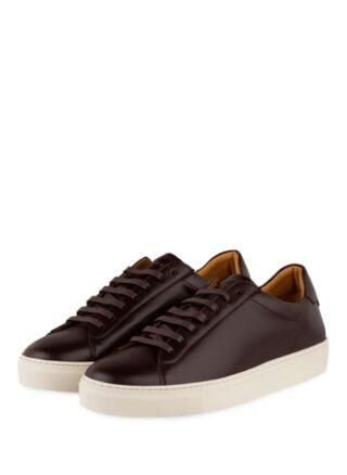 Reiss Finley Sneaker, Braun