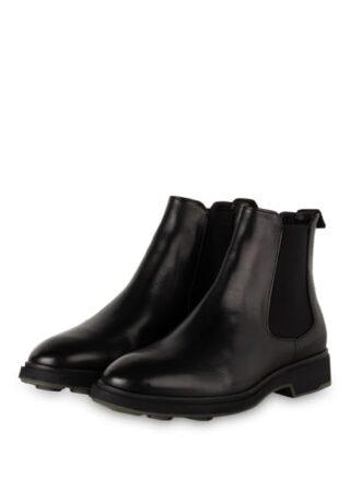 Royal Republiq Defender Chelsea-Boots, Schwarz